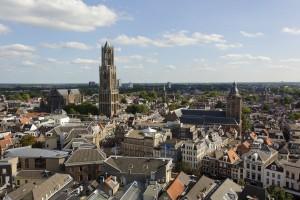 14. Panorama Utrecht-klein
